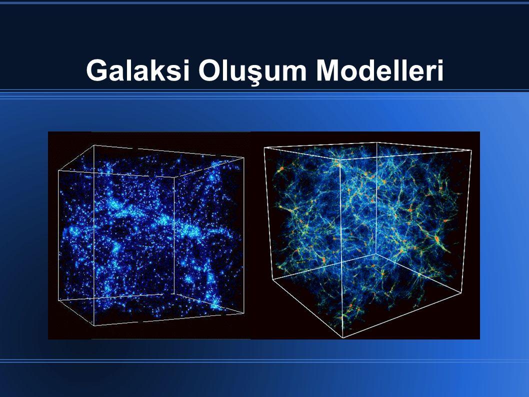 Galaksi Oluşum Modelleri