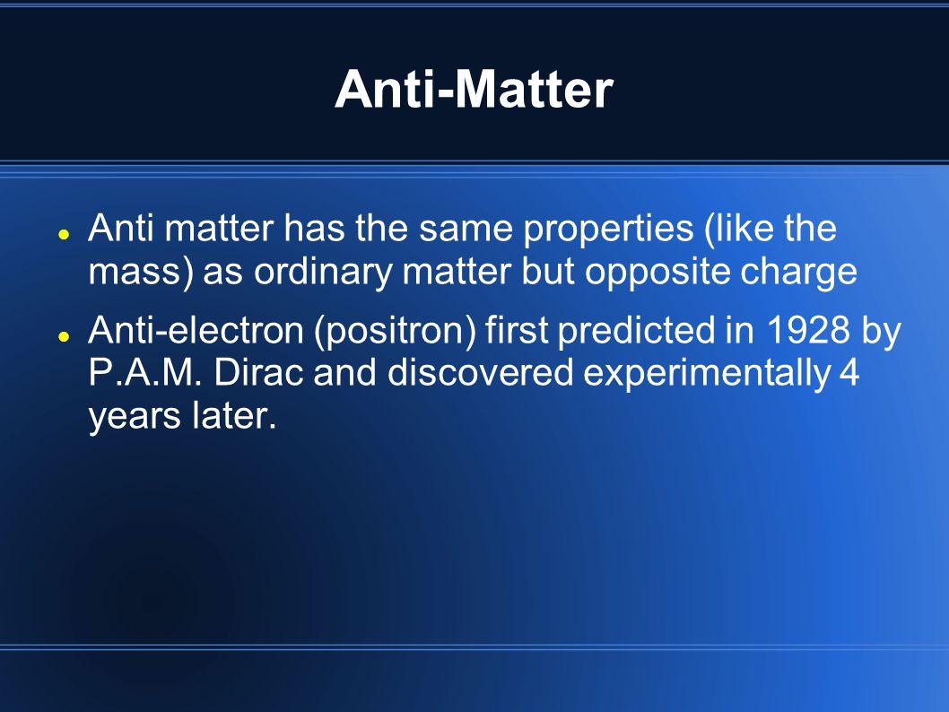 Neden Yüksek Enerjiler Maddenin daha küçük yapı taşlarını görebilmek için parçacıkları çarpıştırırız Ne kadar yüksek enerjiye ulaşırsak, o kadar küçük parçacıkları görebiliriz Ayrıca yüksek enerjilerde, ağır parçacıkları yaratabiliriz