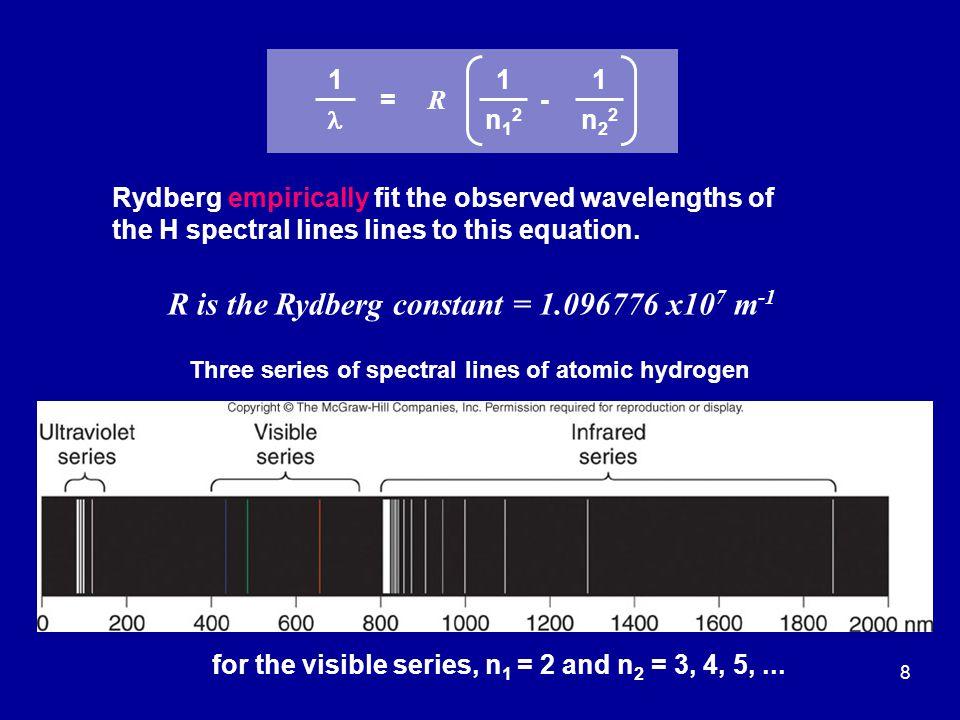 9 Elektron geçişleri için genel formül