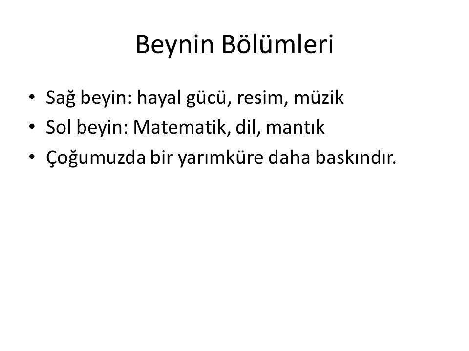 Okuldayken hangi dersleri severdiniz? a)Türkçe, Resim, Sosyal vb. b)Fenle ilgili olanları