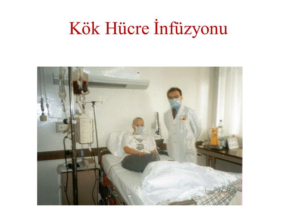 Kök Hücre İnfüzyonu