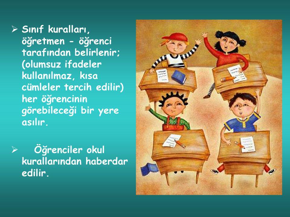ÖĞRETMENLER GÜNÜ (24 Kasım) Öğretmenler Günü nde öğretmenin toplum içindeki yeri, değeri belirtilir.