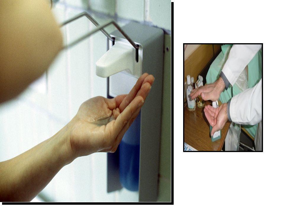 El Antisepsisi avuç içlerinin teması avuç içi ile diğer elin yüzeyi 112233 parmak aralarına