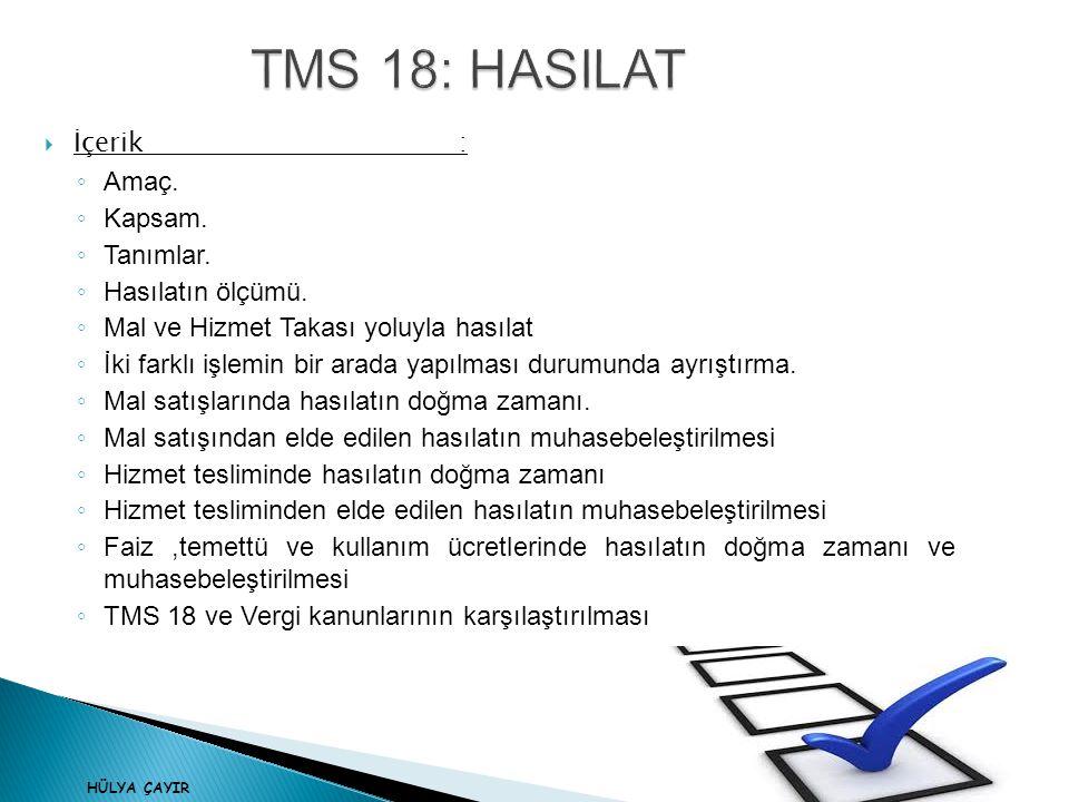 MAL VE HİZMET TAKASI YOLUYLA HASILAT Örn: Antalya da akaryakıt istasyonu işleten firma Eskişehir de bir kamu kurumunun yakıt ihalesini almıştır.