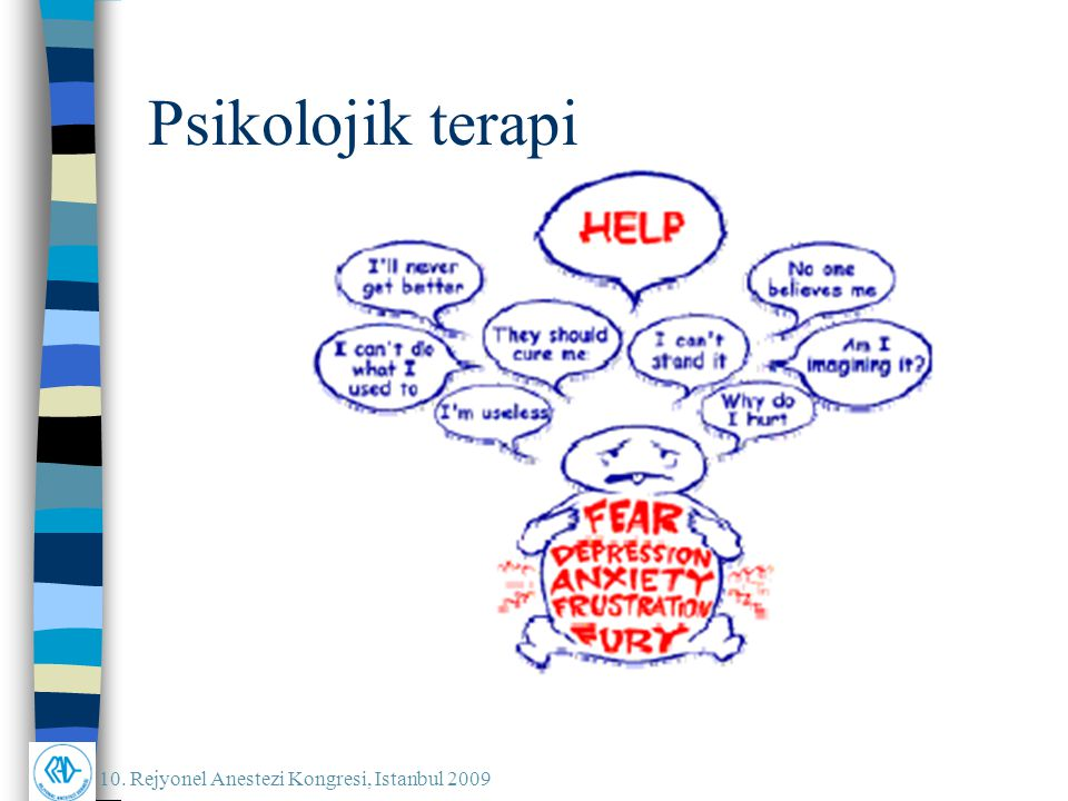 Psikolojik terapi