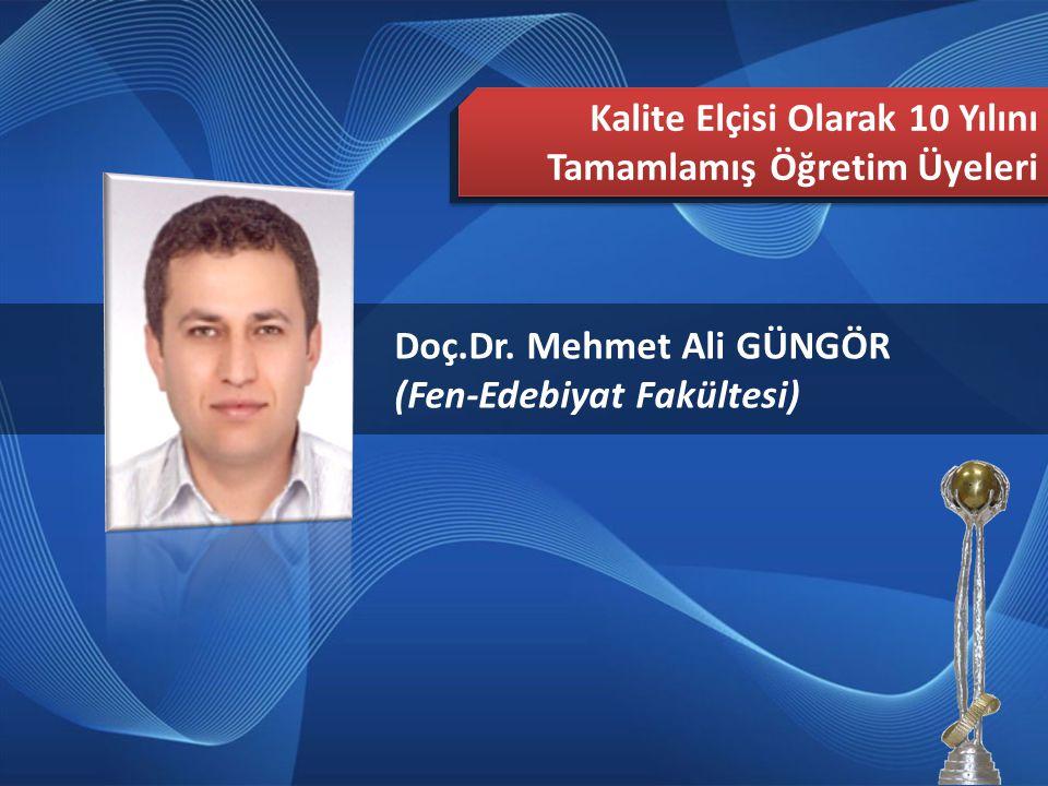 2013 Türkiye Mükemmellikte Süreklilik Ödülü Editör Ekibi Şube Müdürü Alev SEVİNÇLİ (Stratejik Planlama ve EFQM Şube Müdürlüğü)
