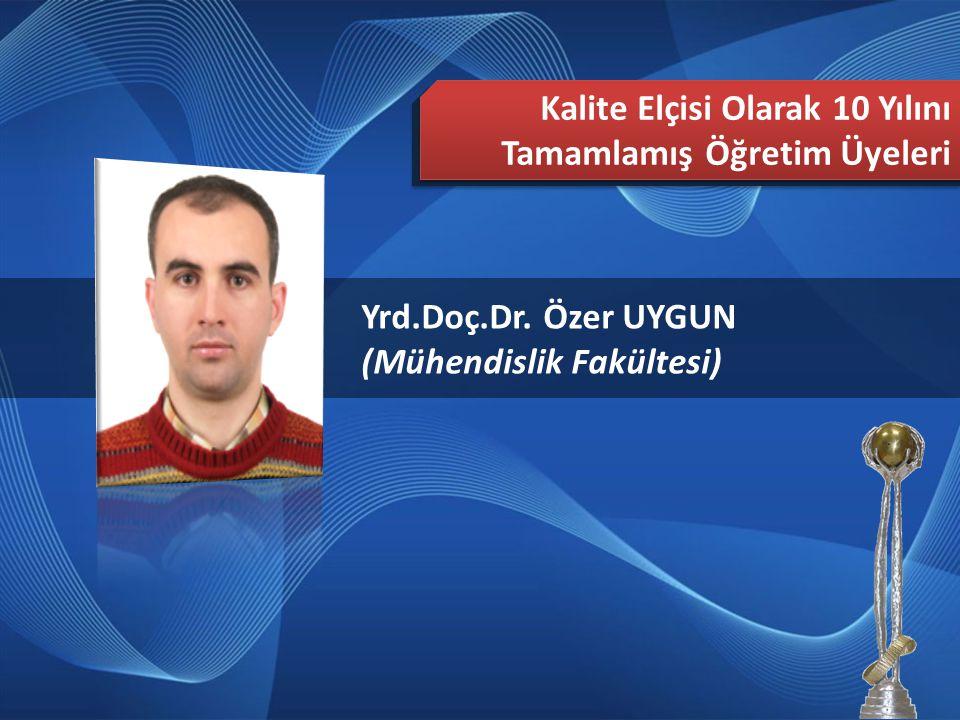 2010 Türkiye Mükemmellik Ödülü Çekirdek Ekibi Öğr.