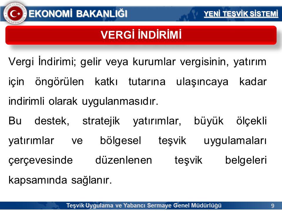 70 EKONOMİ BAKANLIĞI 3.