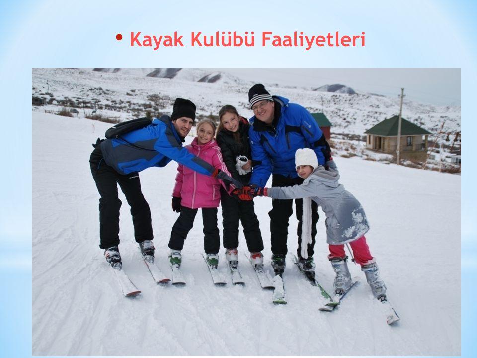 Kayak Kulübü Faaliyetleri