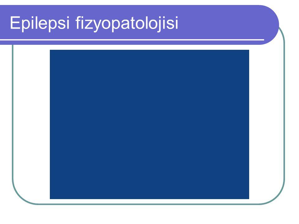 Epilepsi fizyopatolojisi