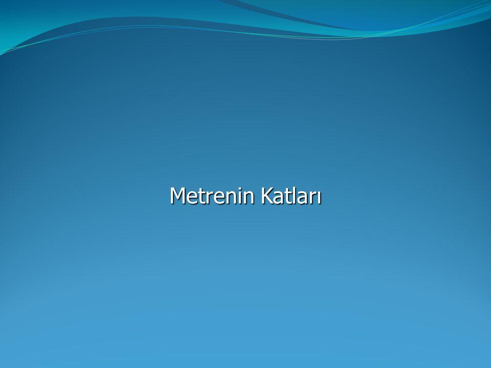 Metrenin Katları