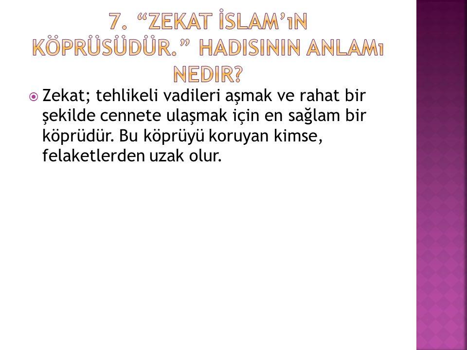  Müslümanlara  Akıllı olanlara  Ergenlik çağına girmiş olanlara  Zengin olanlara (Nisap miktarı mala sahip olanlara) farzdır.