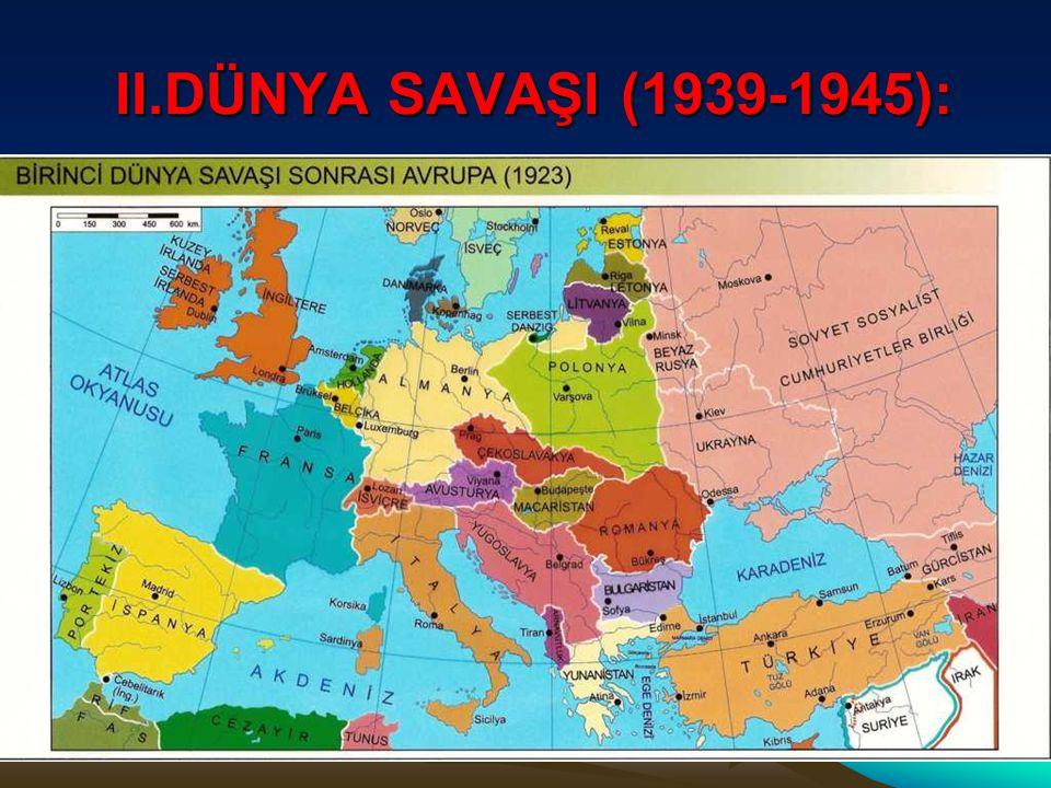 Hatay Sorunu: 1918 Mondros Ateşkes Antlaşması'ndan kısa bir süre sonra önce İngiliz sonra Fransız işgaline uğrayan Hatay, 1921 Ankara Antlaşması ile özerk bir yönetime kavuşmuş, Lozan Antlaşması ile Türkiye sınırları dışında kalmıştı.