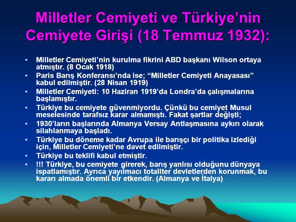 Nüfus Mübadelesi (Değişimi) Sorunu: Bu sorun Türk-Yunan halkı arasındaki nüfus değişimi sorunudur.