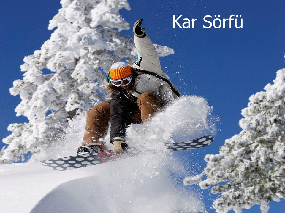 Kar Sörfü