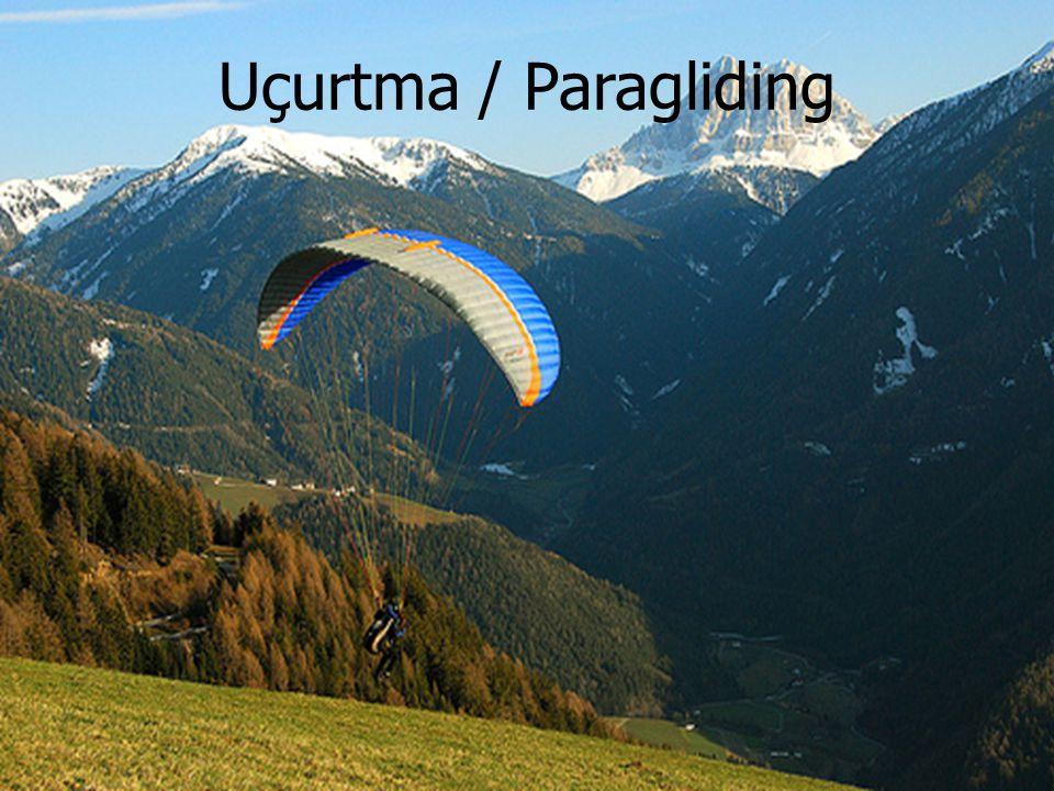 Uçurtma / Paragliding