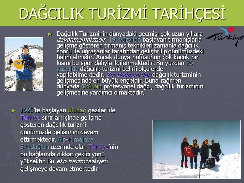 BEYDAĞLAR - ANTALYA ► Toros Dağlarının batı uzantısı olan Beydağları, Antalya Körfezi nin batısında kuzey - güney doğrultusunda körfeze paralel olarak uzanır.