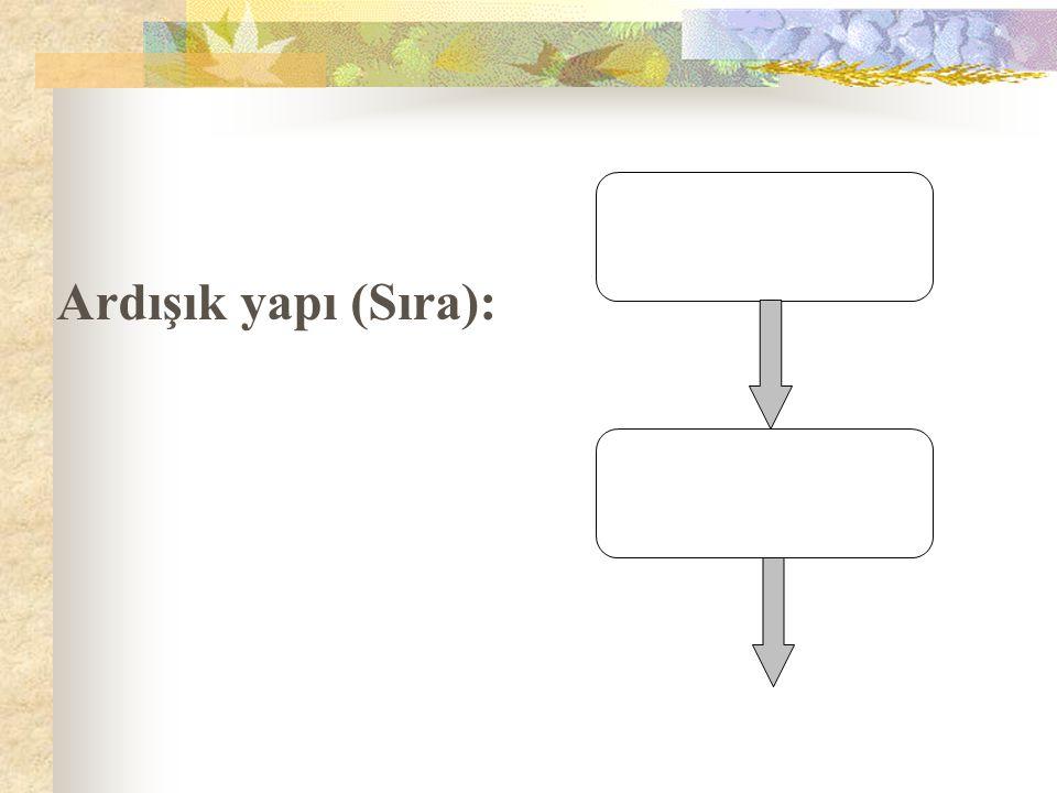 Ardışık yapı (Sıra):