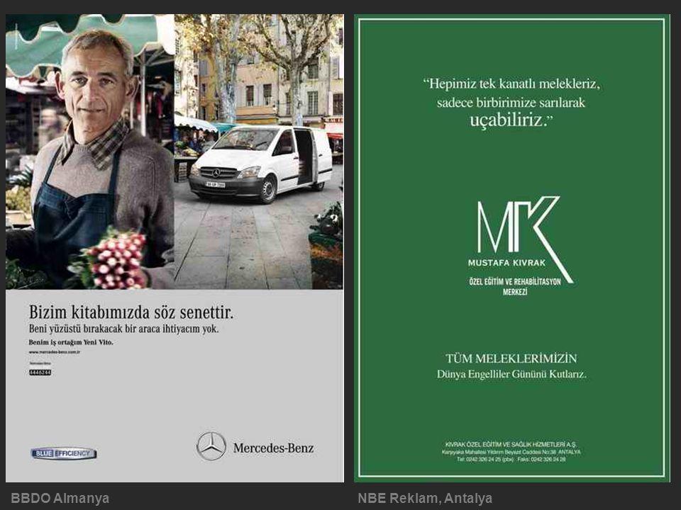 BBDO AlmanyaNBE Reklam, Antalya
