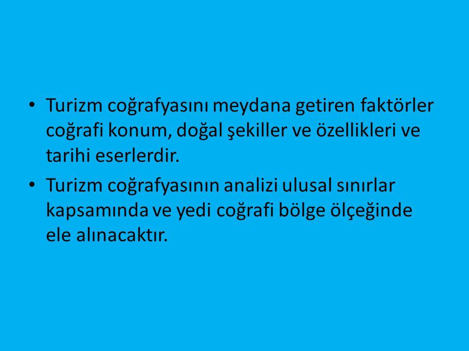 Güney Doğu Anadolu Bölgesi: denizden uzak olduğu için karasal iklim görülür.