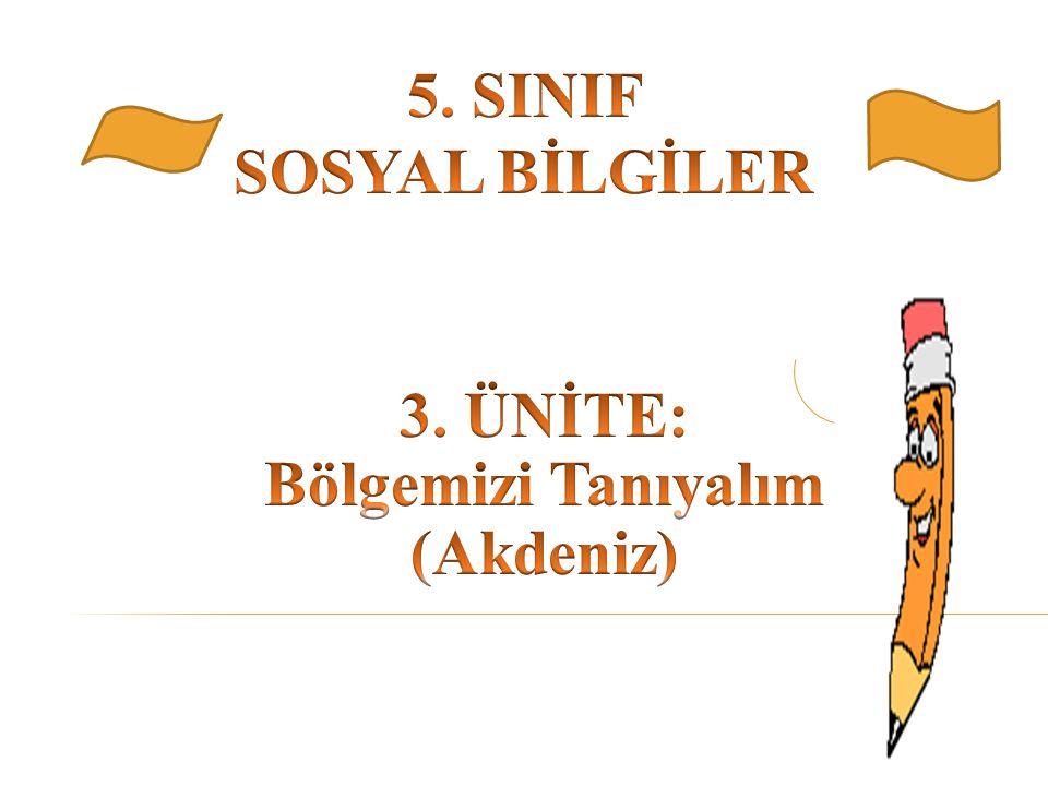 İlleri Adana, Antalya, Burdur, Hatay, Isparta, Kahramanmaraş, Mersin, Kilis ve Osmaniye'dir.