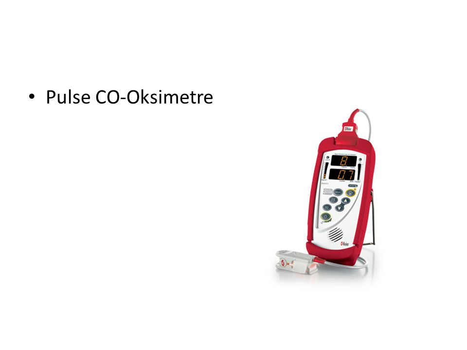 Pulse CO-Oksimetre