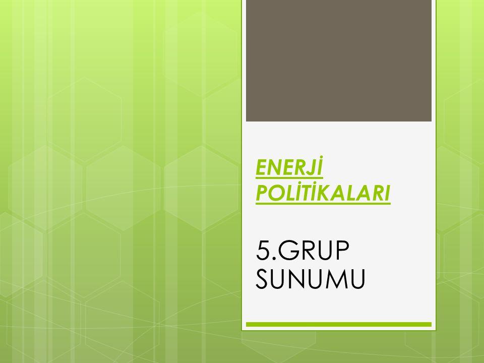  1)-Enerji Arz Güvenliği ve Talep Güvenliği - Anıl KÖROĞLU  2)-Enerji Koridoru Olarak Türkiye - Serkan BAYSAK  3)- Türkiye nin Enerji Jeopolitiği - Burhan YILDIRIM  4)-Türkiye nin Enerji Projeleri - Petrol Boru hatları - Tanzer YURDUSEVEN  - Doğalgaz Boru hatları - Salih KIS  5)-Ortadoğu nun Enerji Jeopolitiği - Vedat ZENGİN  6)-Kafkasların Enerji Jeopolitiği - Murat AKKAYA