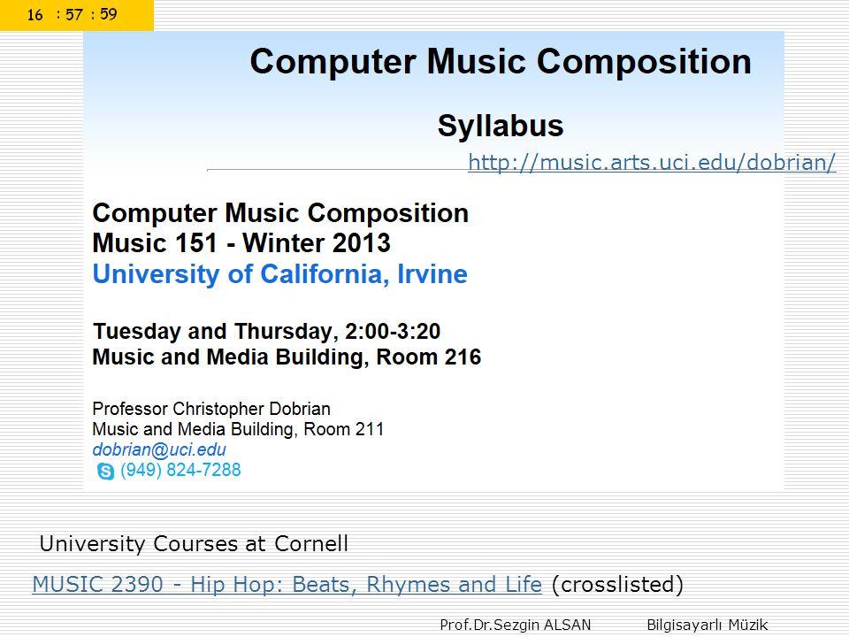 Prof.Dr.Sezgin ALSAN Bilgisayarlı Müzik Metronome Beat Per Minute (BPM) Nota süreleri