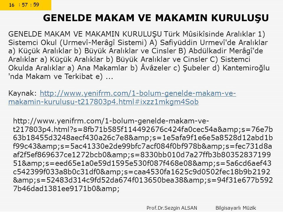 Prof.Dr.Sezgin ALSAN Bilgisayarlı Müzik http://www.yenifrm.com/1-bolum-genelde-makam-ve- t217803p4.html?s=8fb71b585f114492676c424fa0cec54a&s=76e7b