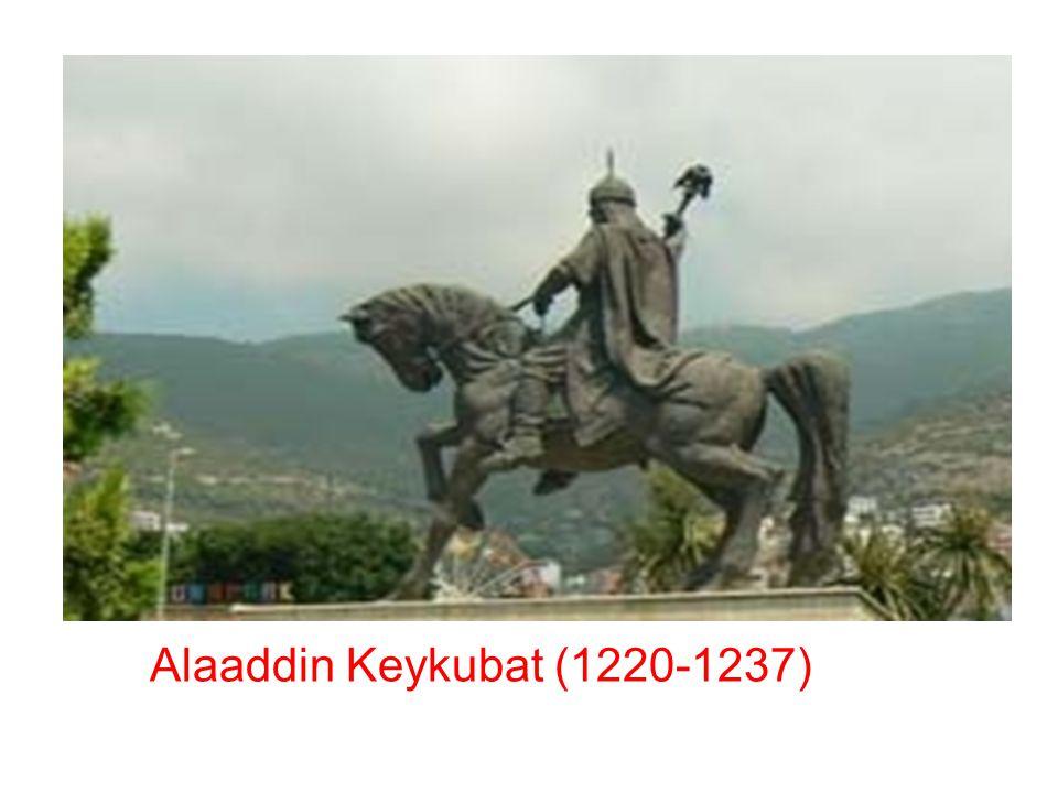 Alaaddin Keykubat (1220-1237)