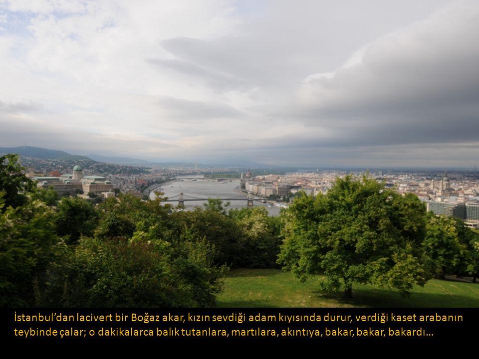 Ve Budapeşte'nin sarı tramvayları…