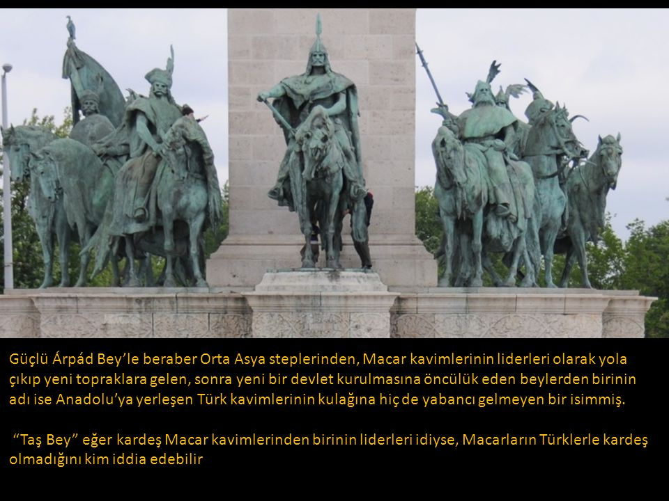 Macaristan'ın farklı şehirlerindeki şatolardan bölümler kopyalanarak Budapeşte'de inşa edilmiş ilginç bir şato.