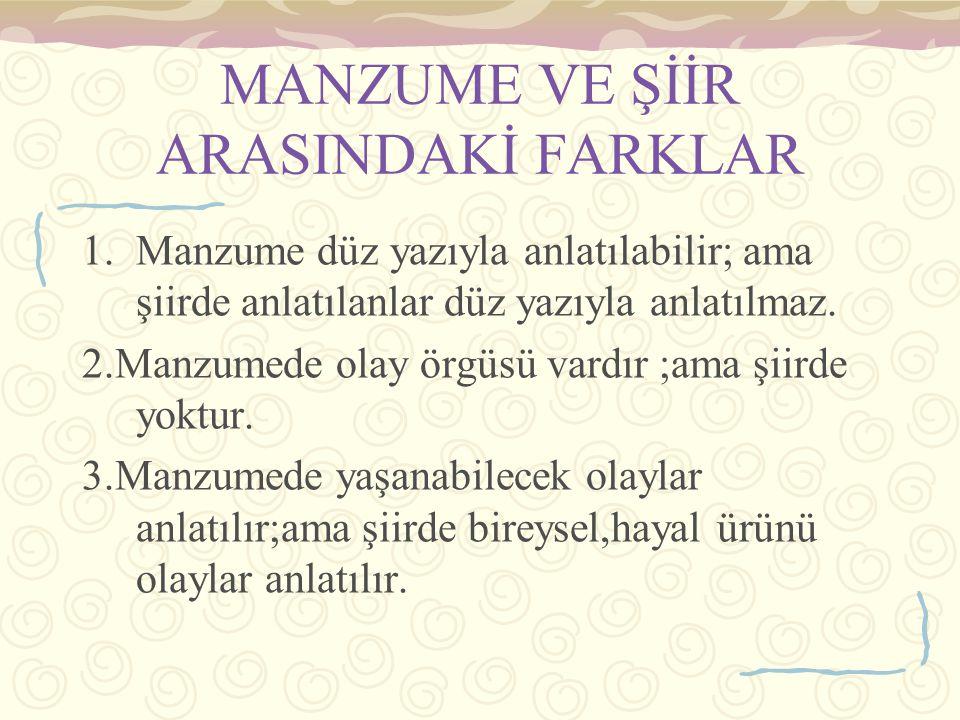 LİSAN Güzel dil Türkçe bize Başka dil gece bize İstanbul konuşması En saf, en ince bize Yeni sözler gerekse, Bunda uy herkese, Halkın söz yaratmada, Yollarını benimse.