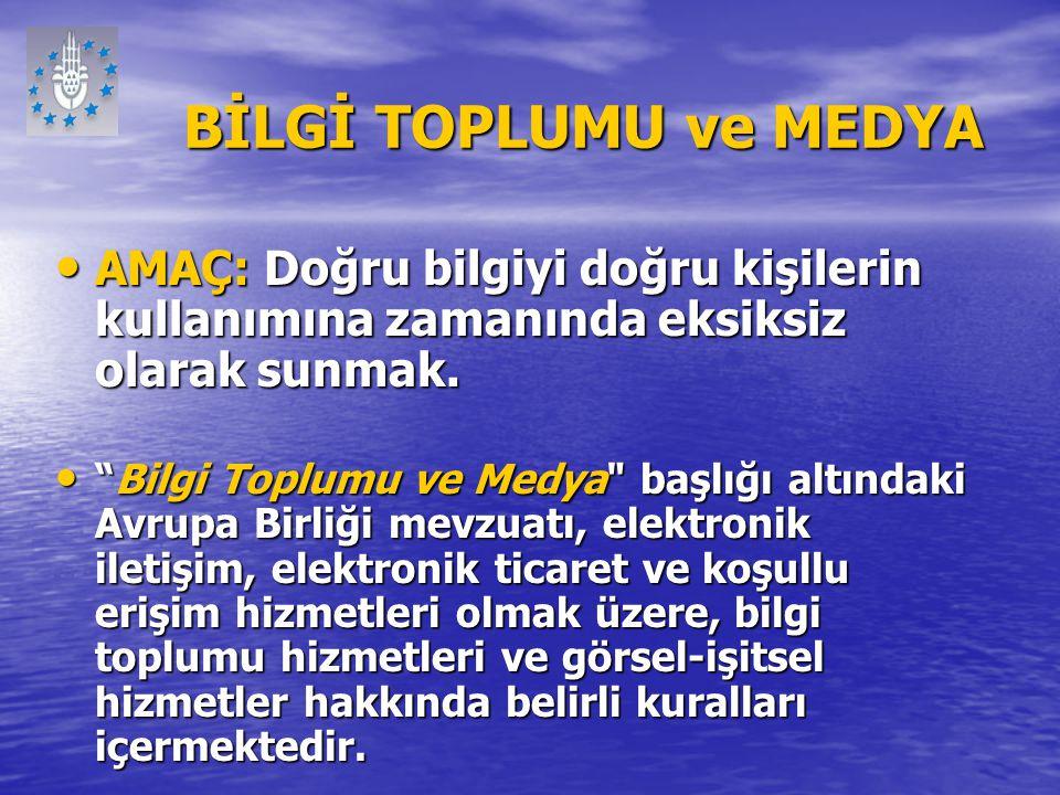 Türkiye'nin Telekomünikasyon ve Bilgi Toplumu Alanlarında AB'ye Uyumu 2003 ve 2004 İlerleme Raporları Türkiye sabit hat telefon hizmetlerinin serbestleştirilmesine hazırlık doğrultusunda ilerleme kaydetmeye devam etti.