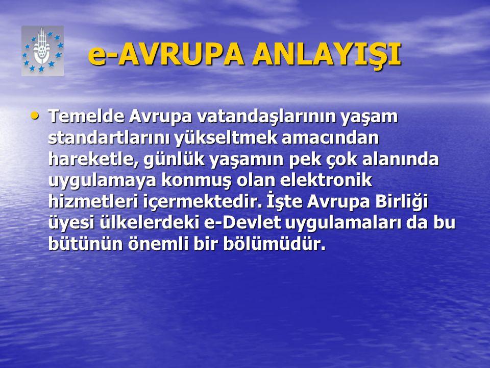 e-Dönüşüm Türkiye Projesi Amaçlar (2) Bilgi ve iletişim teknolojilerinin kullanımının yaygınlaştırılması, Bilgi ve iletişim teknolojilerinin kullanımının yaygınlaştırılması, Bilgi ve iletişim teknolojisi alanında kaynak israfını azaltmak amacıyla, kamunun mükerrerlik arz eden veya örtüşen ilgili yatırım projelerinin bütünleştirilmesi, izlenmesi, değerlendirilmesi ve yatırımcı kamu kuruluşları arasında gerekli koordinasyonun sağlanması, Bilgi ve iletişim teknolojisi alanında kaynak israfını azaltmak amacıyla, kamunun mükerrerlik arz eden veya örtüşen ilgili yatırım projelerinin bütünleştirilmesi, izlenmesi, değerlendirilmesi ve yatırımcı kamu kuruluşları arasında gerekli koordinasyonun sağlanması, Sektördeki özel sektör faaliyetlerine yukarıdaki ilkeler ışığında yol gösterilmesi.