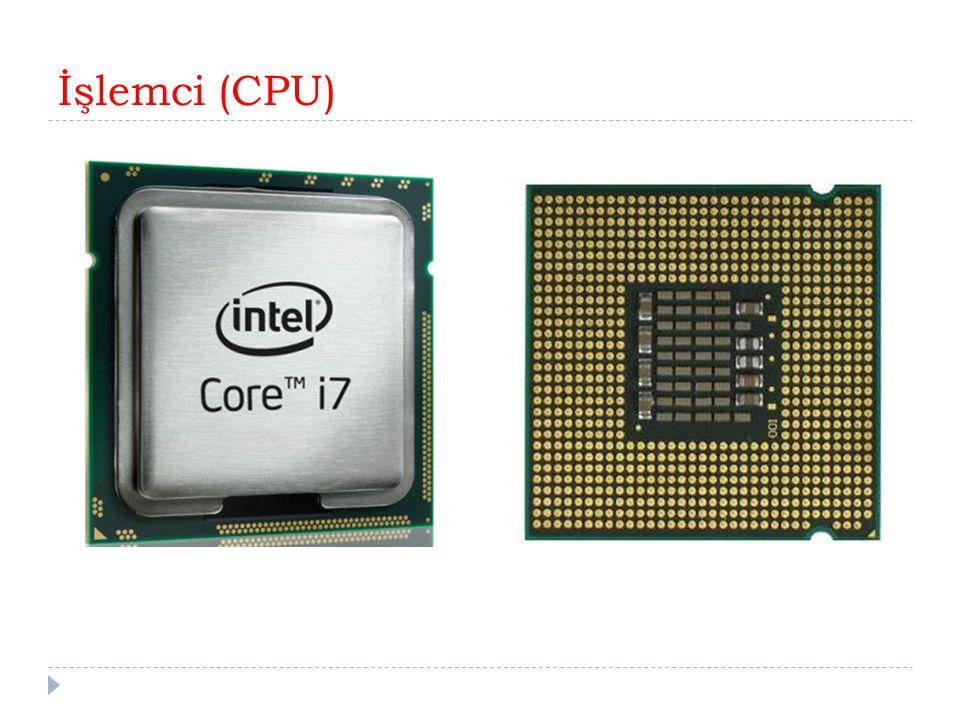 İşlemci (CPU)