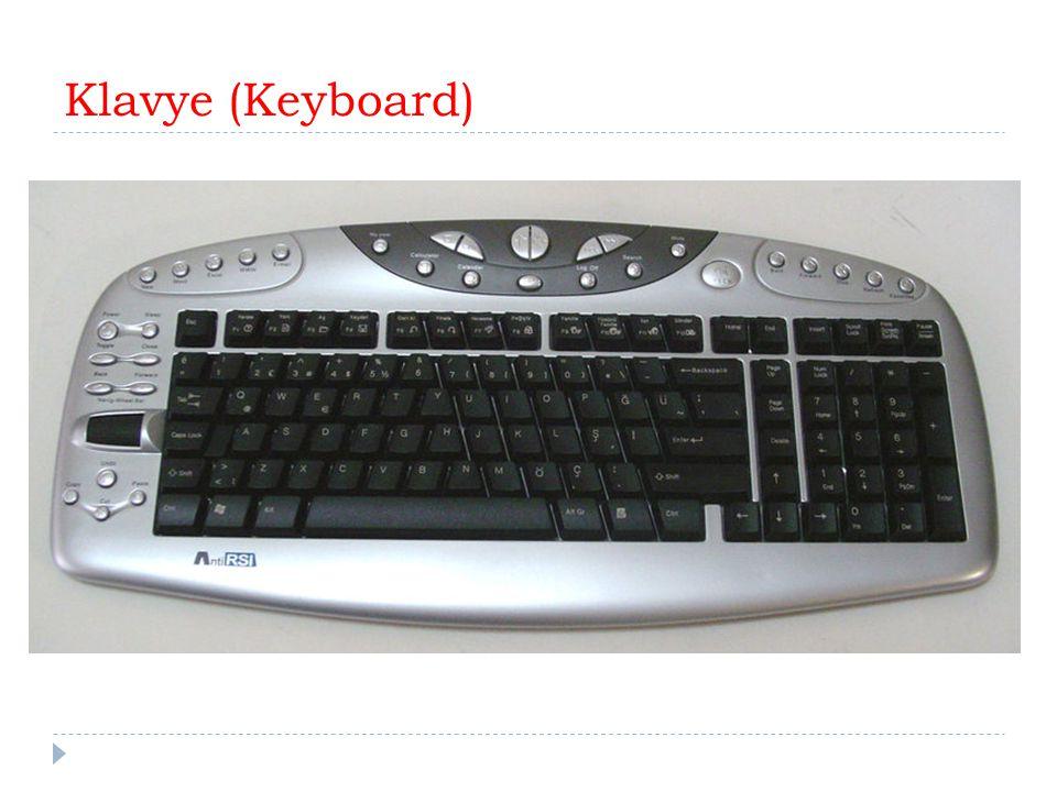 Klavye (Keyboard)
