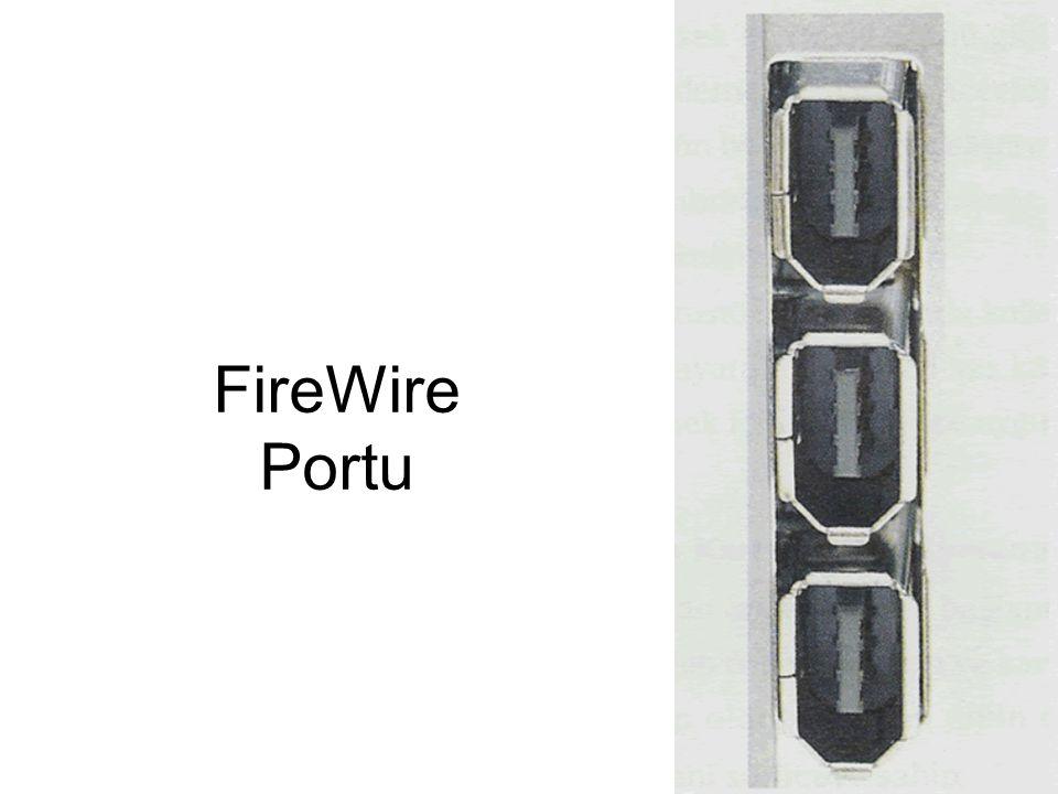 FireWire Portu