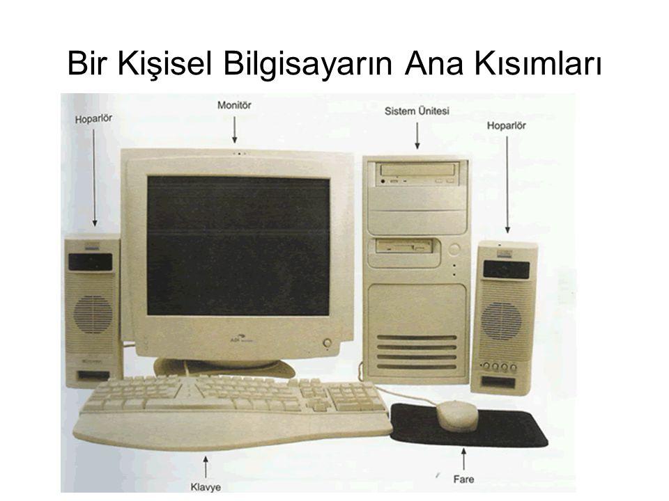 Bilgisayar Kasasının Arka Paneli