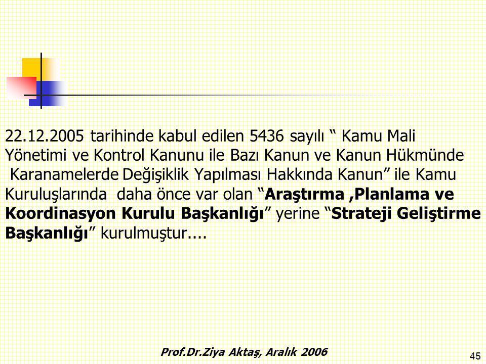 46 Başkanlık tarafından Haziran 2006 tarihinde yayınlanan e-Dönüşüm Türkiye Projesi Çerçevesinde yürütülen Faaliyetler Raporuna göre: eDTr Projesinin eylem planlarında eylemler önceliklendirilmemiş ve projelere ilişkin ara hedefler belirlenmemiştir.