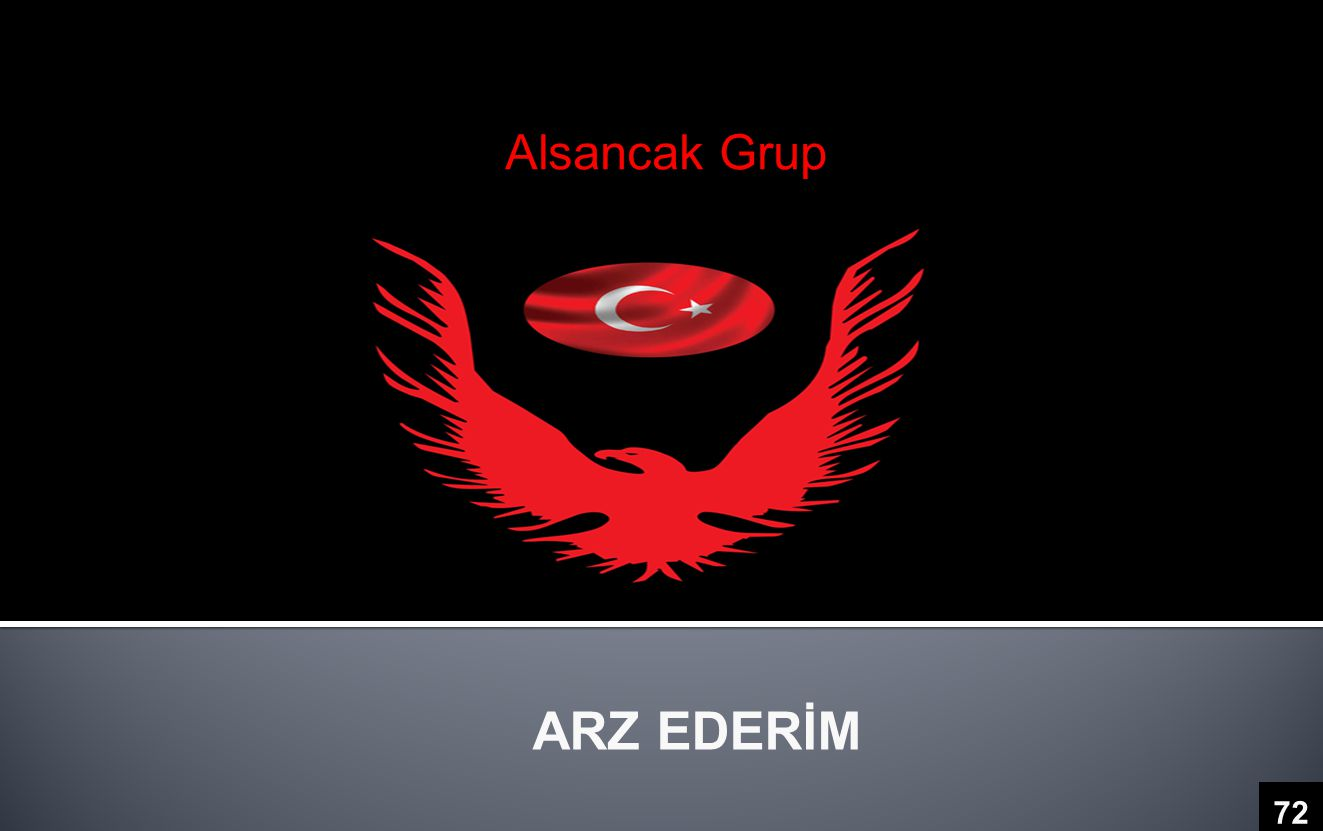 Alsancak Grup ARZ EDERİM 72