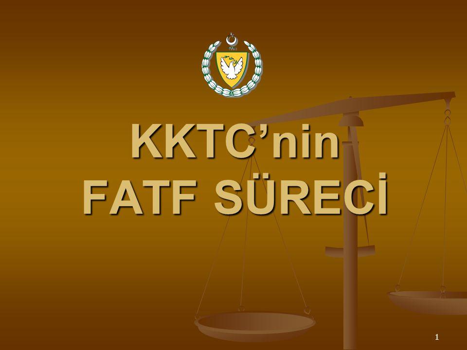 1 KKTC'nin FATF SÜRECİ