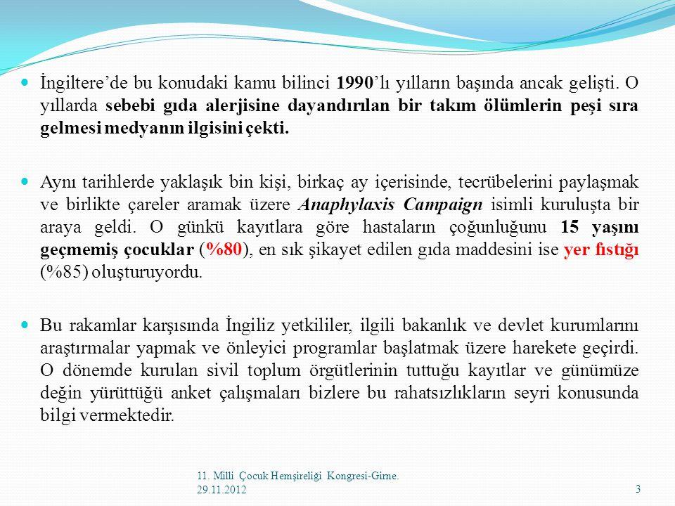 EPİPEN JR 0.15 mg / 0.3ml 34 11. Milli Çocuk Hemşireliği Kongresi-Girne. 29.11.2012