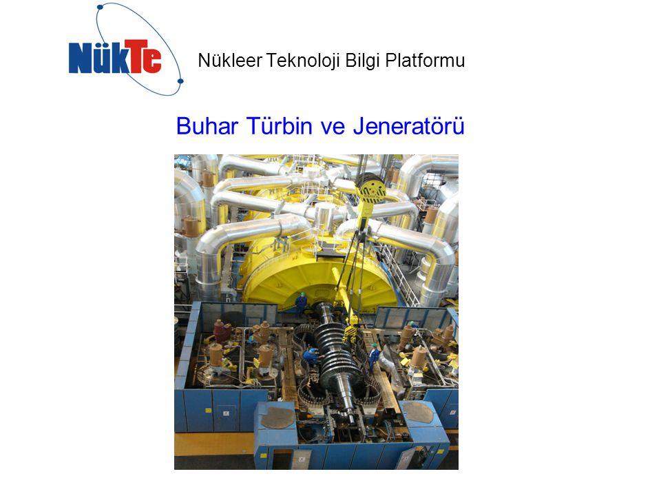 Buhar Türbin ve Jeneratörü