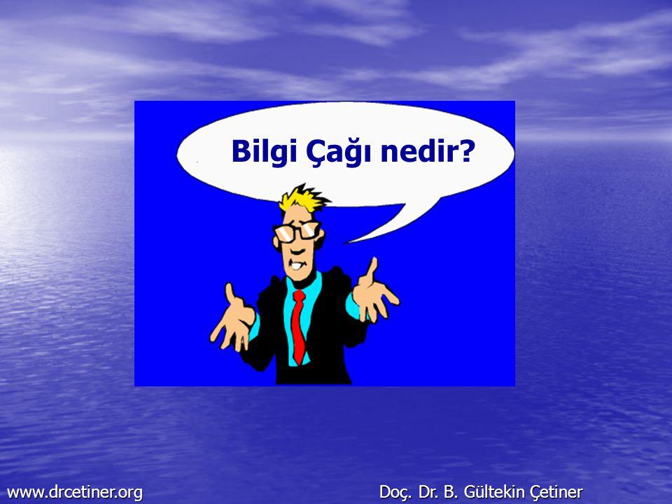 www.drcetiner.org Doç.Dr. B.