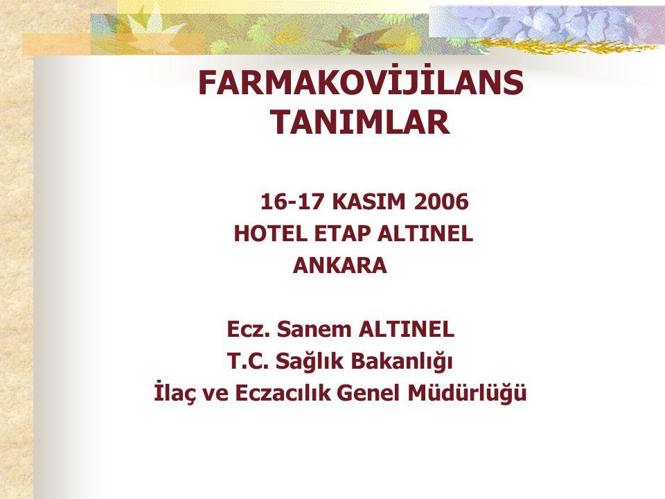 Geçerli olmayan rapor örnekleri Hekim; Ankara'da X ilacını kullanan 3 hastanın kalp krizi geçirdiğini bildirdi.