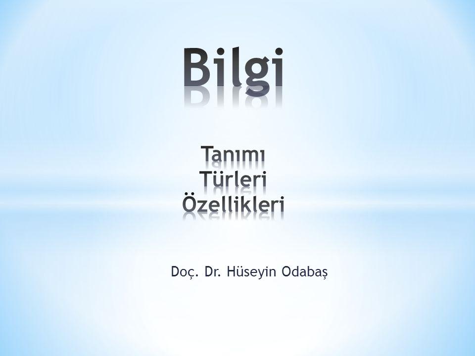 Doç. Dr. Hüseyin Odabaş