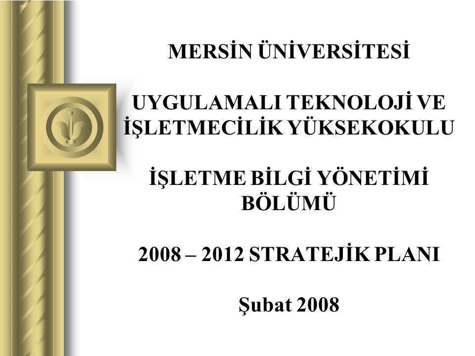 ÖNSÖZ Bu plan 10.12.2003 tarihli 5018 sayılı Kamu Mali Yönetimi ve Kontrol Kanunu nun 9.