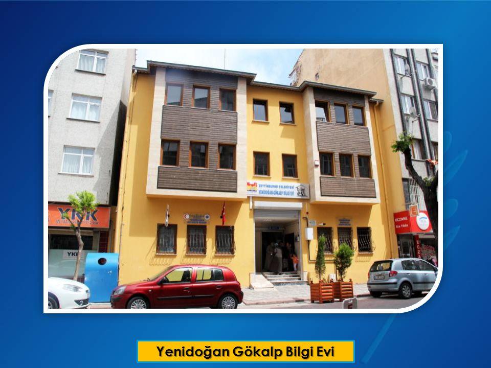Yenidoğan Gökalp Bilgi Evi