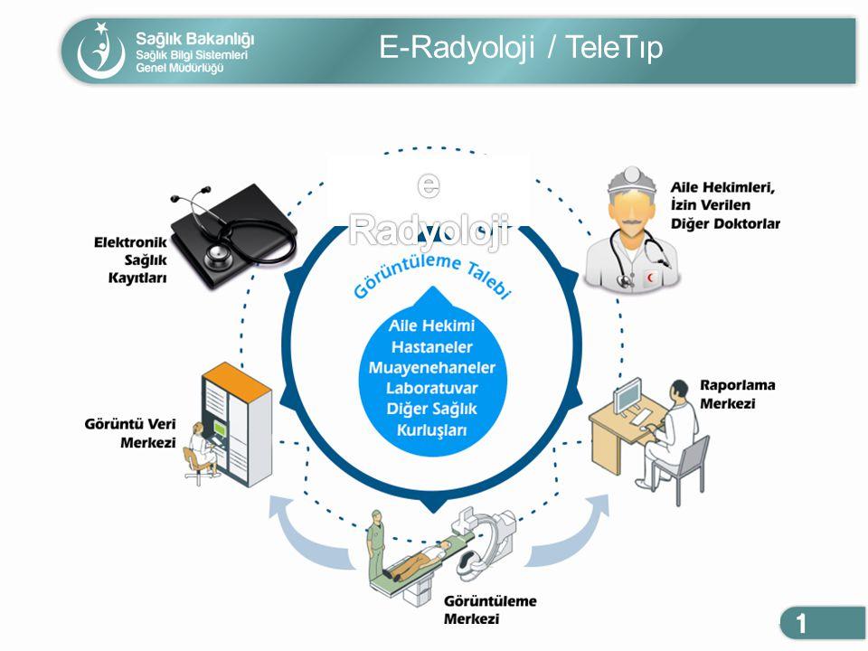 E-Radyoloji / TeleTıp